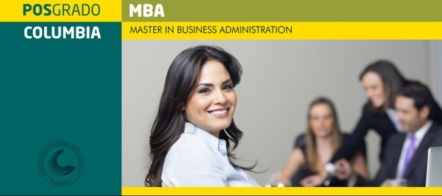 Business Administración / MBA Columbia