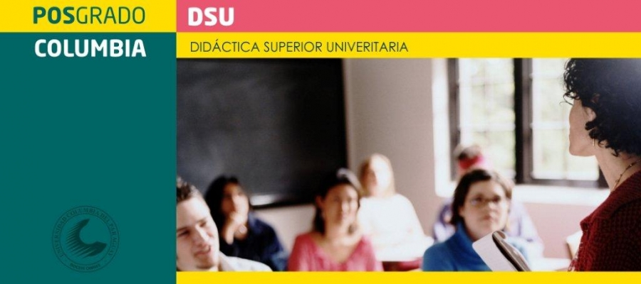 Didáctica Superior Universitaria Columbia