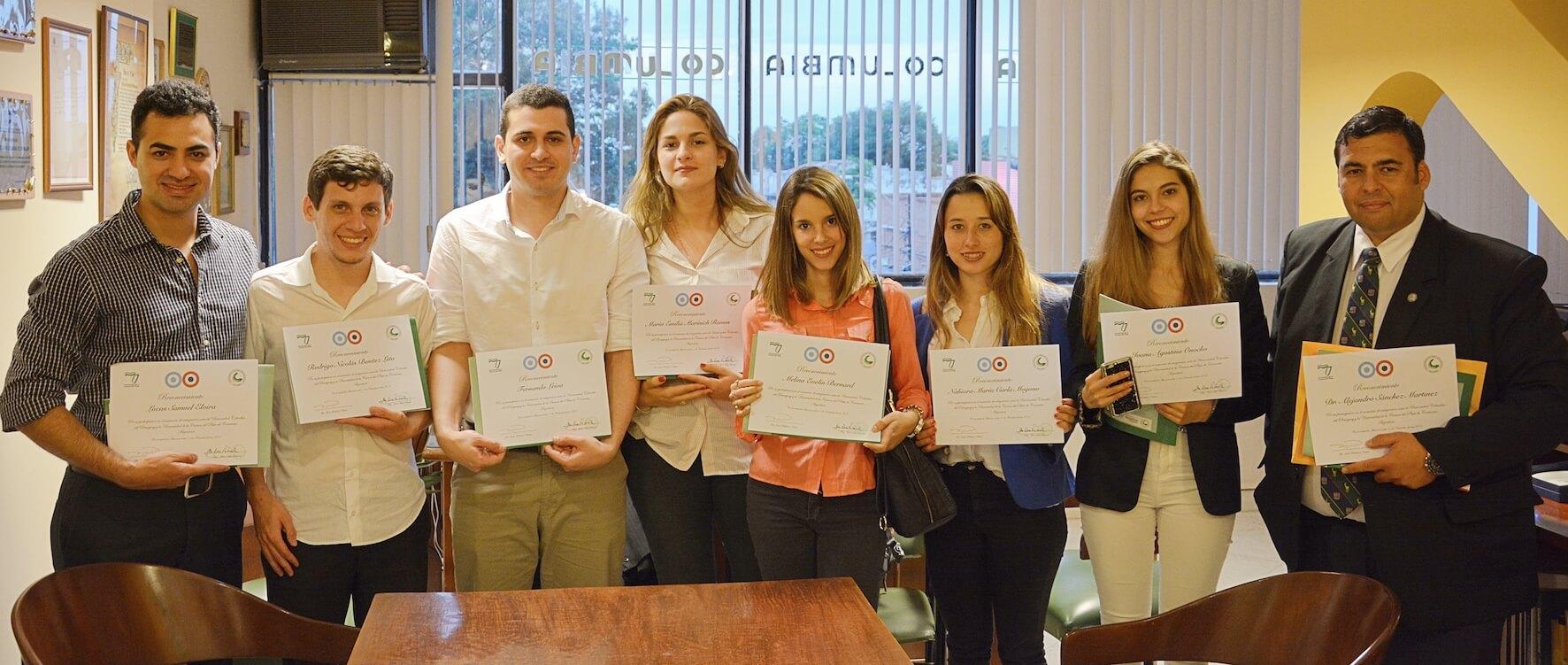 Delegación Universidad de la Cuenca del Plata, Argentina