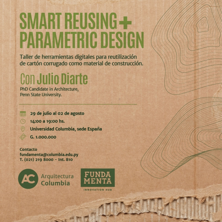 Smart reusing + Parametric design