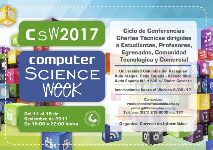 CSW Computer Science Week 2017