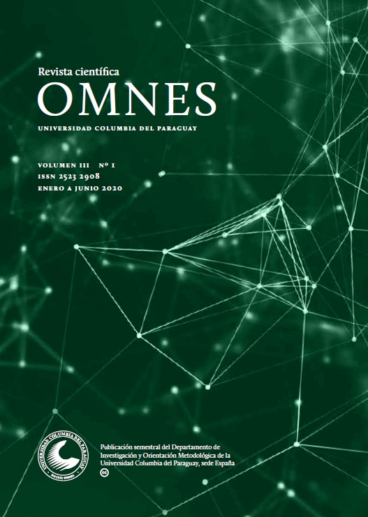 OMNES, Vol. 3 Nro. 1